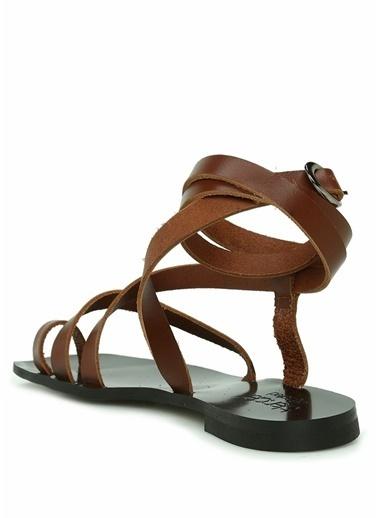 Blender Originated Sandalet Taba